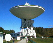 野辺山宇宙電波観測所。