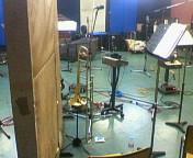 レコーディング。