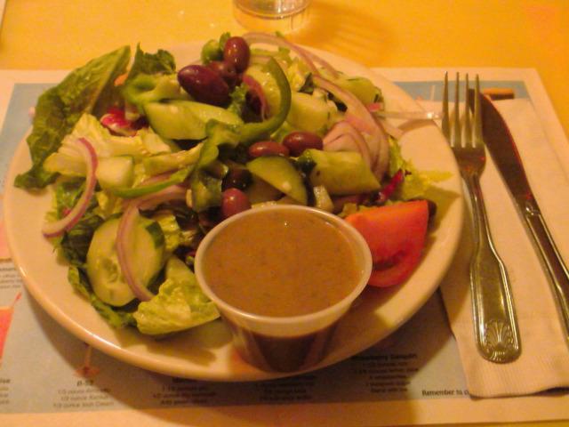 Day 1 @ NYC : Good Stuff Diner.