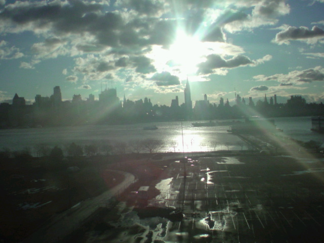 NYC Report終了。