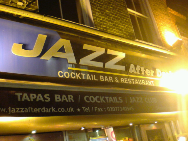 A Night in London #1:Jazz After Dark