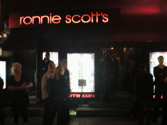 A Night in London #2:Ronnie Scott's.