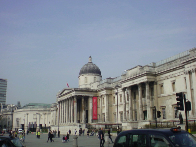 A Day in London #3:National Gallery.