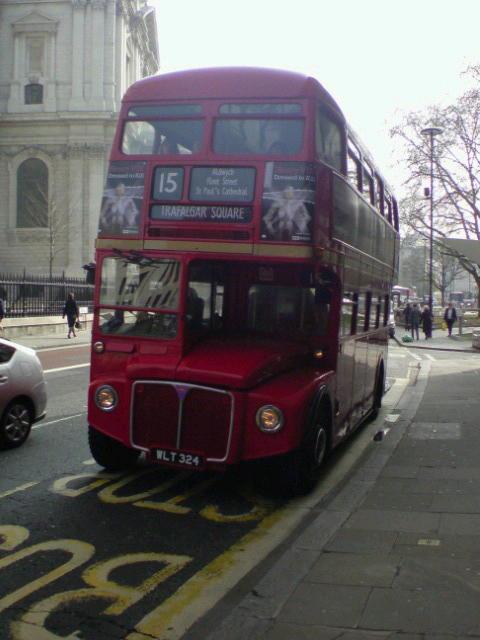 AEC Routemaster!