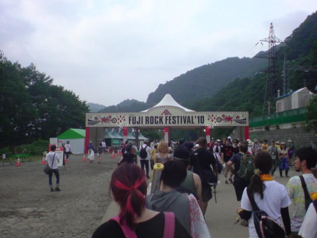 FUJI ROCK FESTIVAL 2010 DAY 2.
