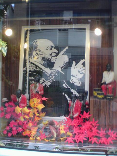 グルーヴ理髪店。